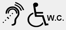 Disabled Access logos